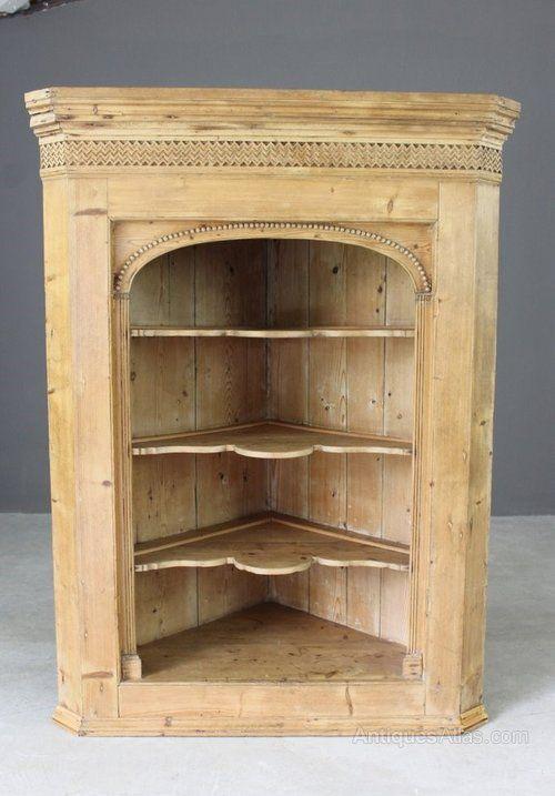 Antique Pine Hanging Corner Cupboard Antiques Atlas Corner Cupboard Bathroom Corner Cabinet Corner Cabinet