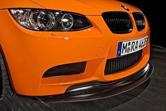 2009.11.18明らか450HP 4.4リットルV8と新しい2011年のBMW M3 GTS