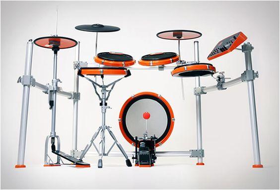 DRUMIT FIVE | ELECTRONIC DRUM SYSTEM | Image: Drum Set Kit, Drum Kits, Drum Sets, Drums Electronic Kits, Drums Percussion, Drums Beats, Drums Crazy
