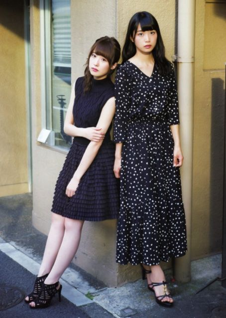 Misa Eto & Mai Fukagawa