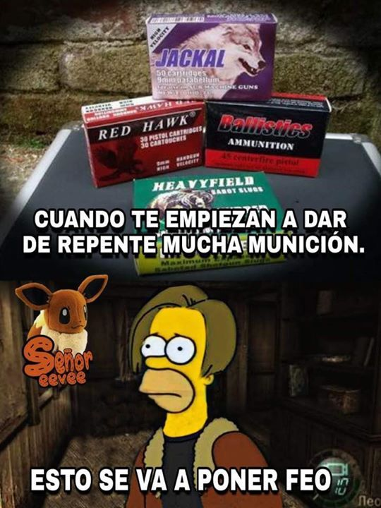 Steammexico Mx Funny Memes Memes Resident Evil