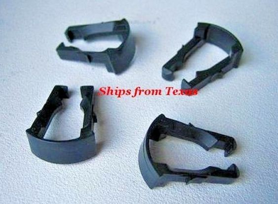 Ford Fuel Line Retainer Clips For 3 8 Fuel Line 5 Clips Txdashcovers Retainers Fuel Ford