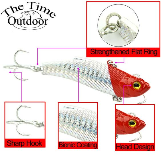 find more fishing lures information about fishing vib lure metal, Hard Baits