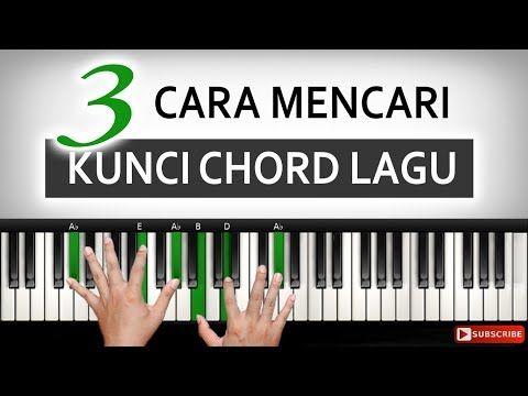 3 Cara Mencari Kunci Chord Dasar Lagu Berdasarkan Suara Atau Melodi Belajar Piano Keyboard Youtube Lagu Belajar Piano