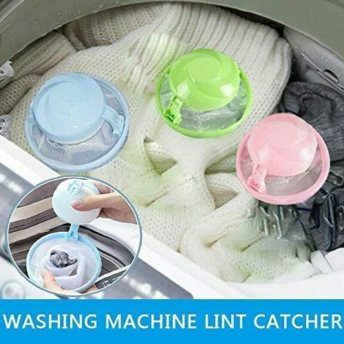Floating Pet Fur Catcher Old Washing Machine Pet Hair Removal