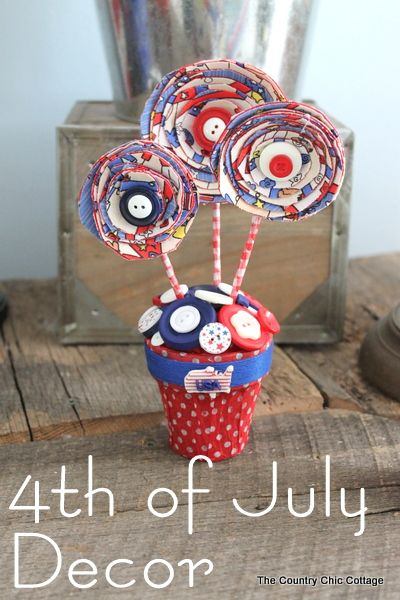 4 of july fabric