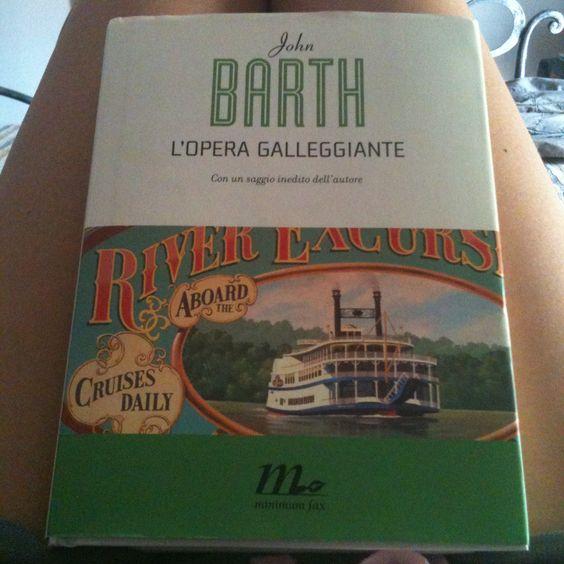 L'opera galleggiante, John Barth