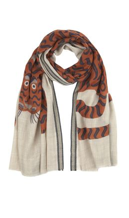 Tiger wrap £89: Tigers Gear, Scarfs Scarfs, Clothes Horse, Tiger Wrap, Clothes Daydream