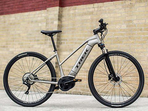 Dual Sport Women S Luxurious Electric Hybrid Bike For Women Dual Sport Hybrid Bike Trek Bikes