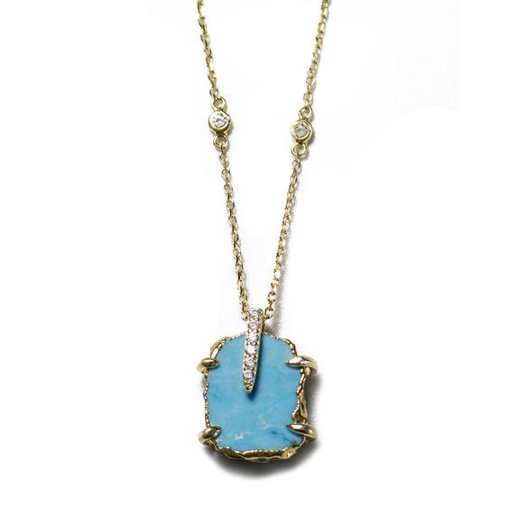 Jenny Stone Necklace