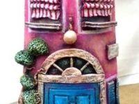 Piastrelle decorate # 8