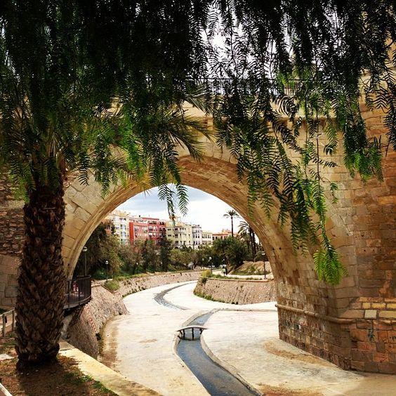 @jjoaquin-Puente de Canalejas #Elche #visitelche