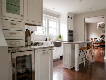 Narrow island with seating cabinetry inspiration - Narrow kitchen island with seating ...