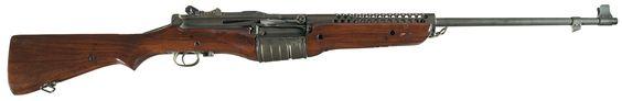 Desirable Johnson Automatics Model 1941 Semi-Automatic Rifle