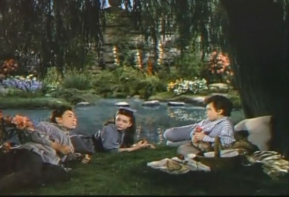 The Secret Garden 1949 By Fred M Wilcox With Margaret O 39 Brien Herbert Marshall And Dean