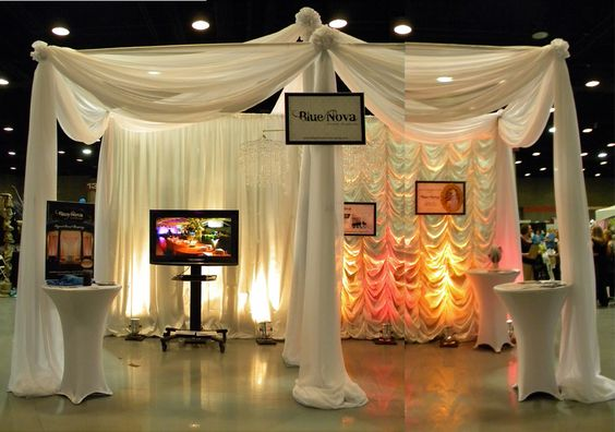 Wedding Planner Bridal Show Booth Ideas : Technology bridal show and the o jays on