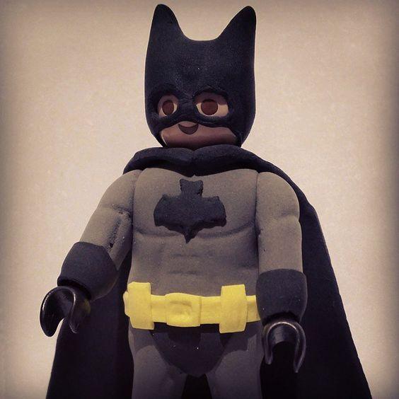 #playmolook #playmobil #custom #jumping #coleccion #batman