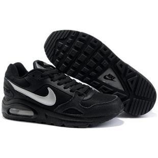nike air max uptempo 3 taille 12 - 409762 011 Nike Air Max Classic Sl Black Silver D01102 | Nike Air ...