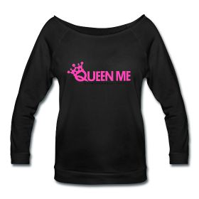 Cute, Off The Shoulder Top Just Right For Fall! Pair it with some cute joggers or denim jeans! #QueenMe