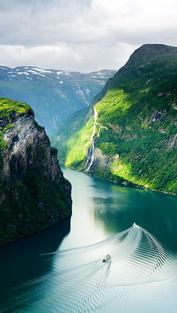Step foot into the unknown and explore the majesty of Norway. http://www.hollandamerica.com/cruise-destinations/european-cruises-options?WT.mc_id=SM_Pinterest