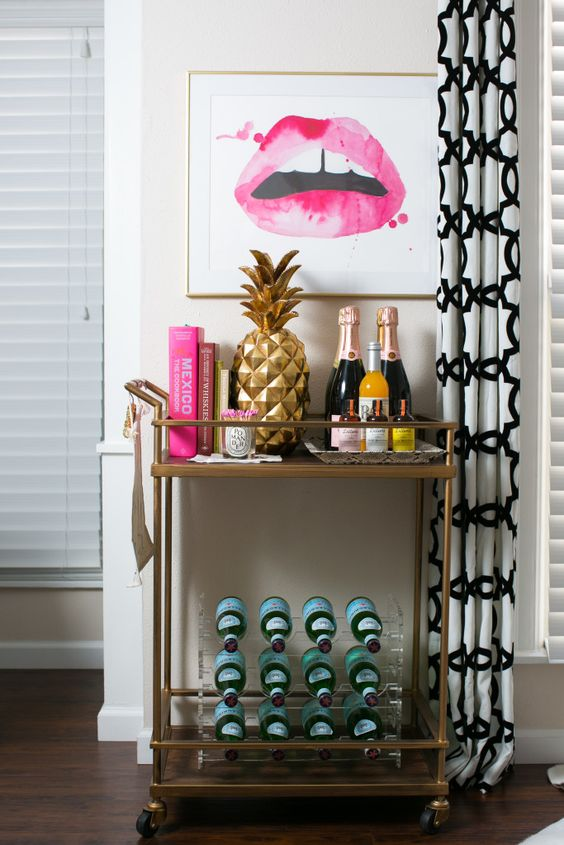 Home Tour | Chronicles of Frivolity