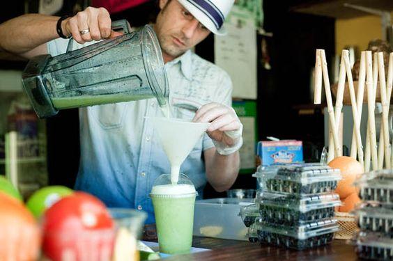 The Best Juice Bars in Toronto