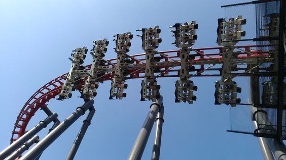 X2 Roller Coaster