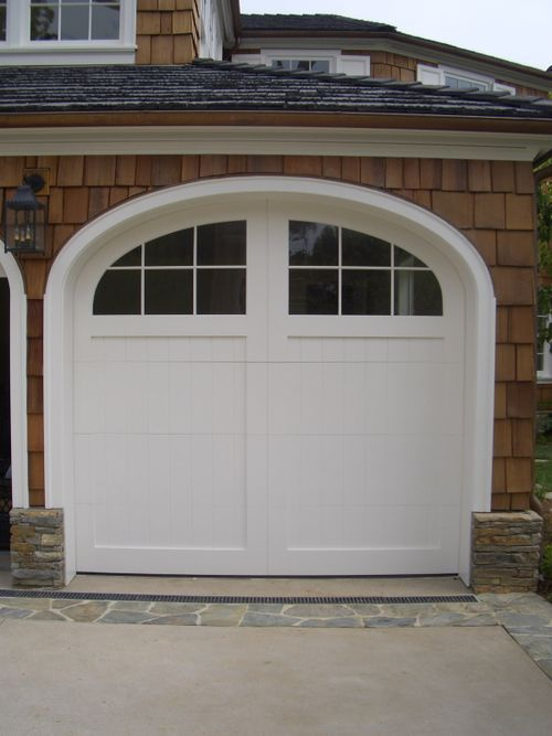 17 Best Images About Curved Garage Doors Swings And Garage