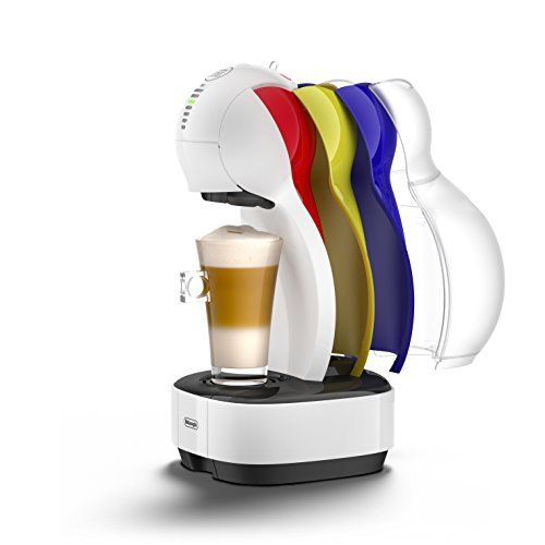 Nescafe Dolce Gusto By De Longhi Colors Edg355 W1 Coffee Machine White 59 99 Coffee Machine Dolce Gusto Pod Coffee Machine