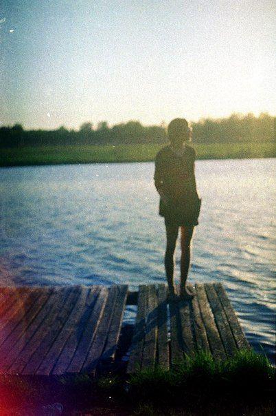 Por momentos assim, livres, com um ventinho bom que bagunça o cabelo e o som agradável de água...