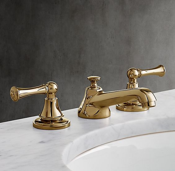 Chatham Lever Handle 8 Widespread Faucet In 2020 Sink Faucets Faucet Modern Ceiling Light