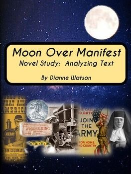 Moon Over Manifest - Newbery Winner 2011 - Tales from the Rushmore Kid