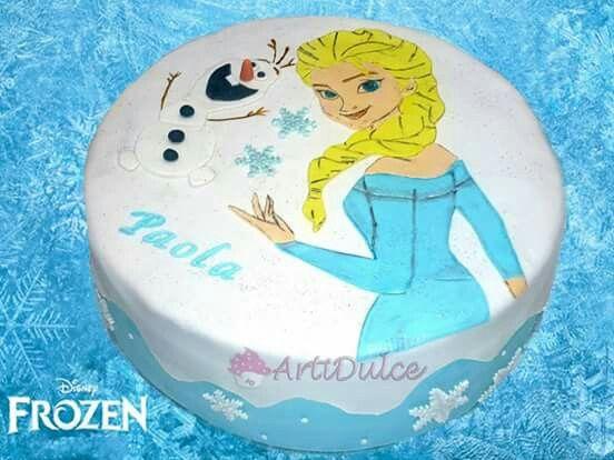 Tarta Frozen de cheesecake y coco