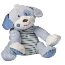 Cute stuffed dog :)
