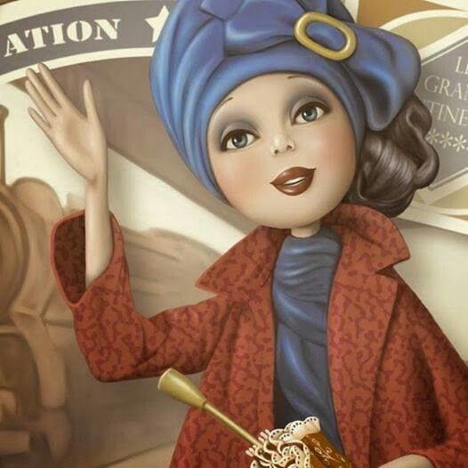 Nina de san illustration
