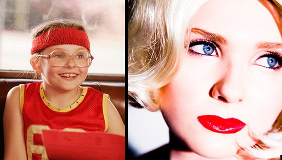 """Little Miss Sunshine"" Turns Femme Fatale 