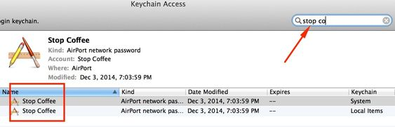 Xem pass wifi trên macbook
