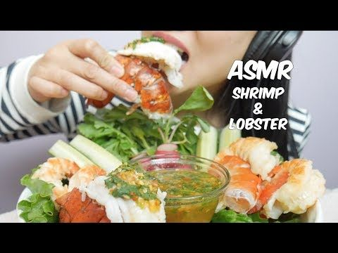 Asmr Giant Shrimp Lobster With Spicy Seafood Sauce Eating Sounds No Talking Sas Asmr Youtube Seafood Sauce Shrimp And Lobster Cooking Recipes U have to like my videos comment and follow for a chance to win.good luck🤪. asmr giant shrimp lobster with spicy