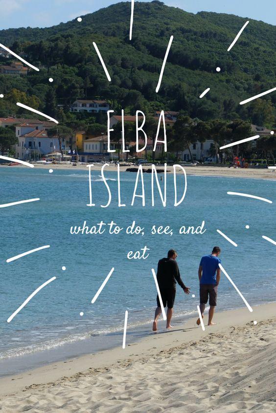 Isla de Elba, Livorno, Italia