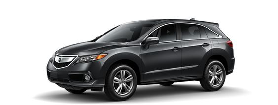 Acura RDX Front view