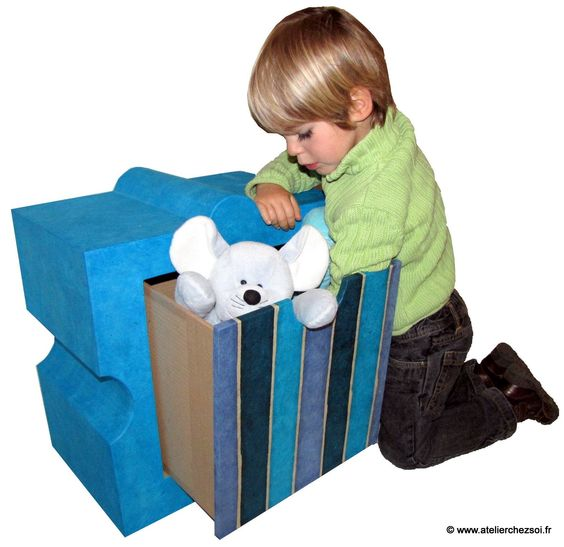Kit rangement Huzzle http://www.collection-carton.fr/category.php?id_category=34