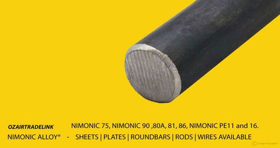 Nimonic Alloy Stockist,Suppliers and Exporters