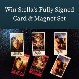 Win A Full Signed Card & Magnet sets