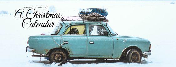 Foto bij A Christmas Calendar