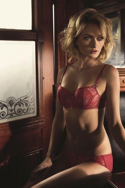 Balcony bra #elle #macpherson #bras #bra #lingerie