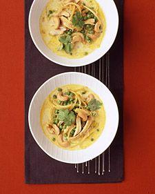 crockpot chicken curry - 10 min prep.