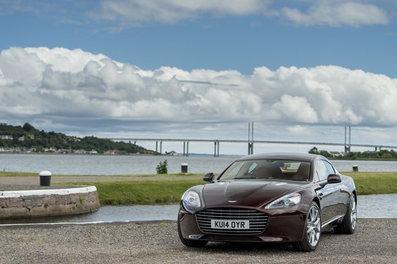 Aston Martin Rapide S. The world's most beautiful 4-door sports car. Discover more at http://www.astonmartin.com/cars/rapide-s