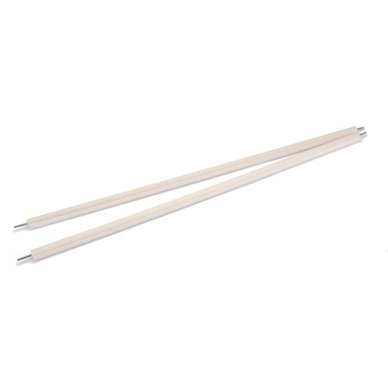 "E-Z Stitch Scroll Rods 30""-Heavy-Duty .625"""