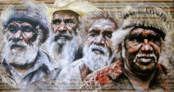 The Elders  - 110x200 - 2014