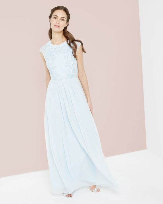 maxi dress ted baker sale